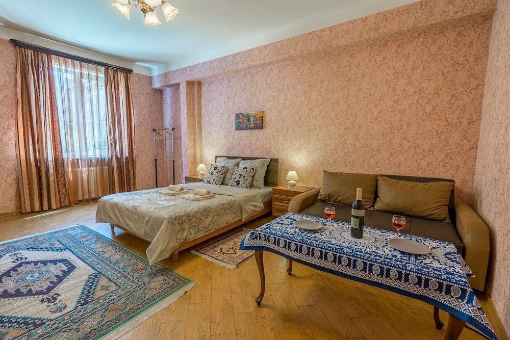 гостиница — Alpha Tbilisi — Тбилиси, фото №2