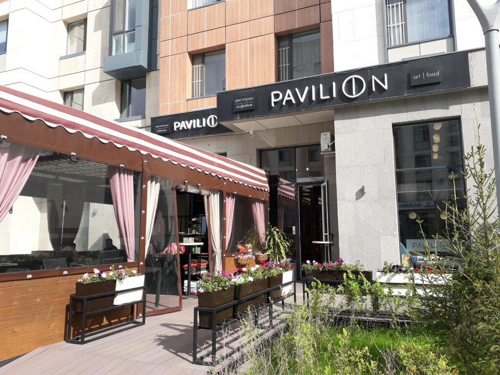 ресторан — Pavilion art&food — Нур-Султан, фото №1