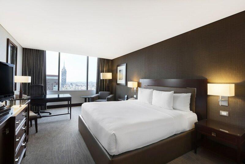 Hotel Hilton Reforma Kota Meksiko