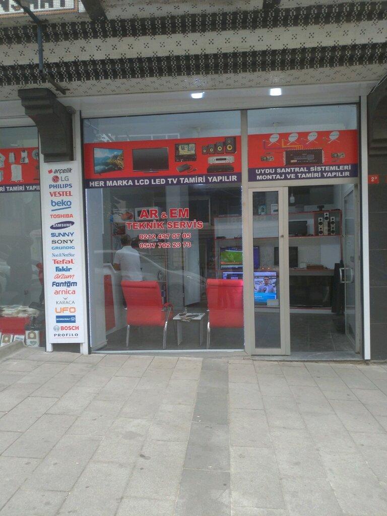 electrical equipment repairs — Ar&Em Televizyon Teknik Servis Tamir — Gaziosmanpasa, photo 2