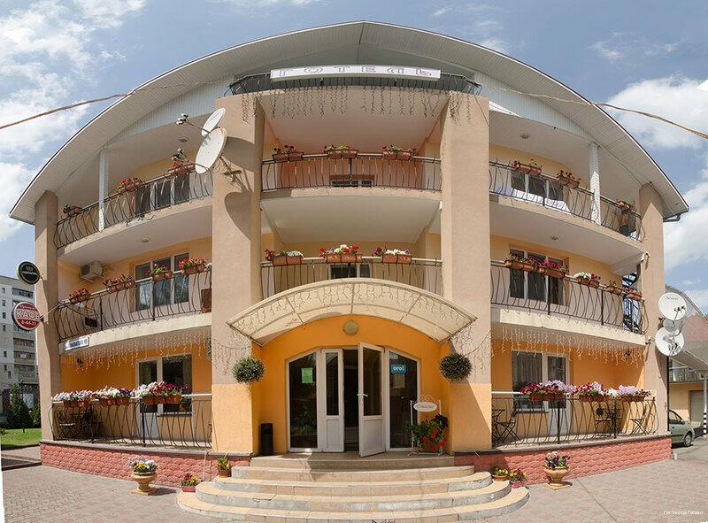 Гостиница Галант