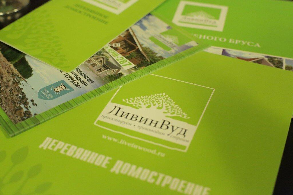 строительство дачных домов и коттеджей — ЛивинВуд — Санкт-Петербург, фото №2