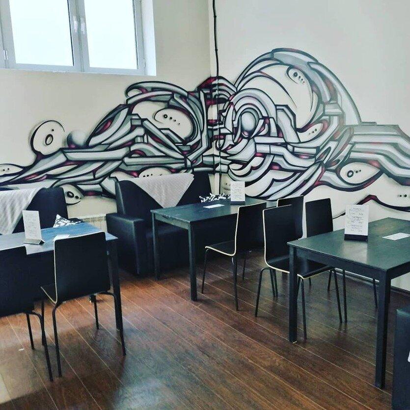 кафе — К. И. Б. С. Фантом — Москва, фото №3