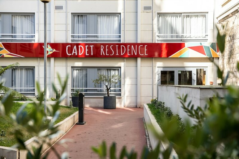 Appart Hôtel Cosy Cadet