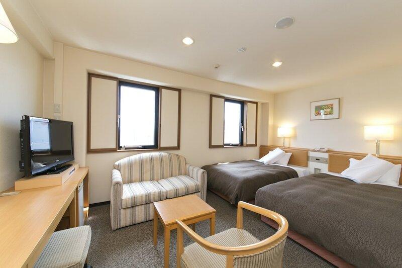 Smile Hotel Shizuoka - formerly Abant Inn Shizuoka