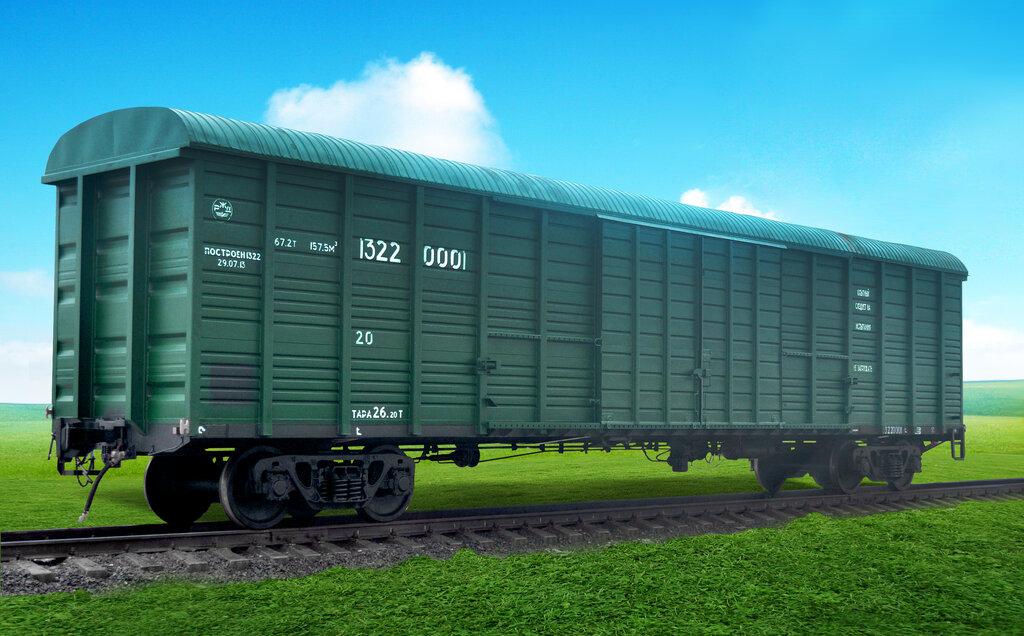 Вагон грузовой картинка