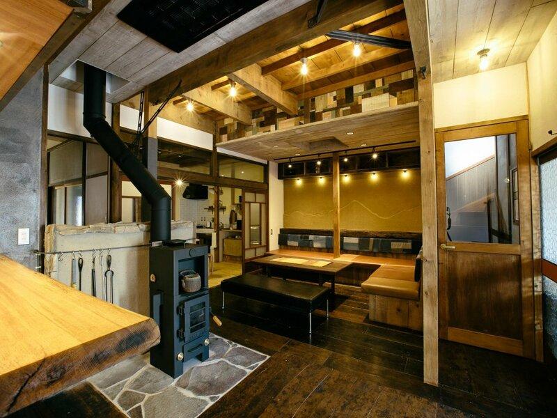 Matsumoto Guesthouse Tabi-shiro - Hostel