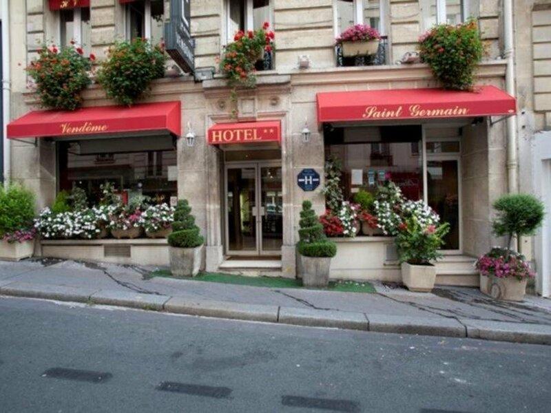 Hôtel Vendôme Saint Germain