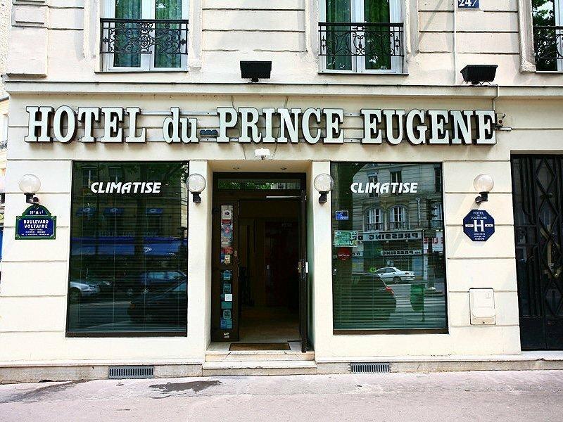 Hôtel du Prince Eugène