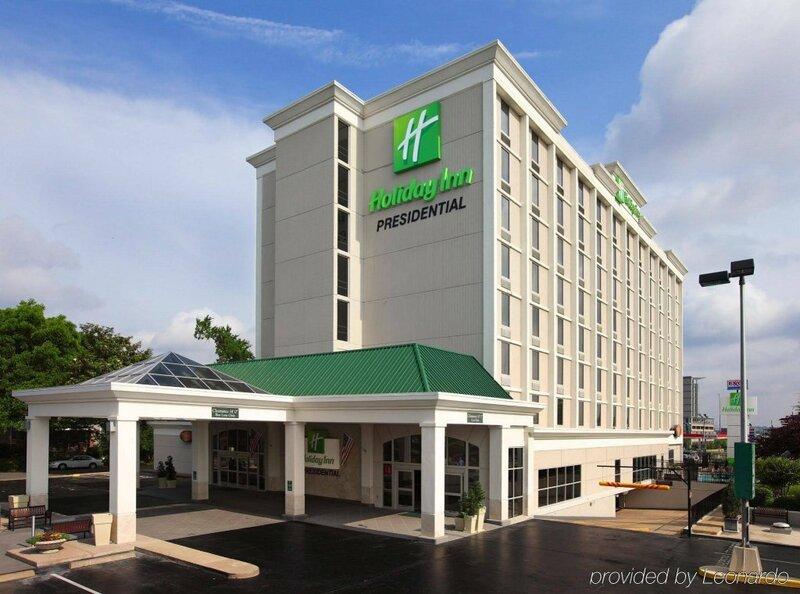 Holiday Inn Presidential Little Rock Downtown