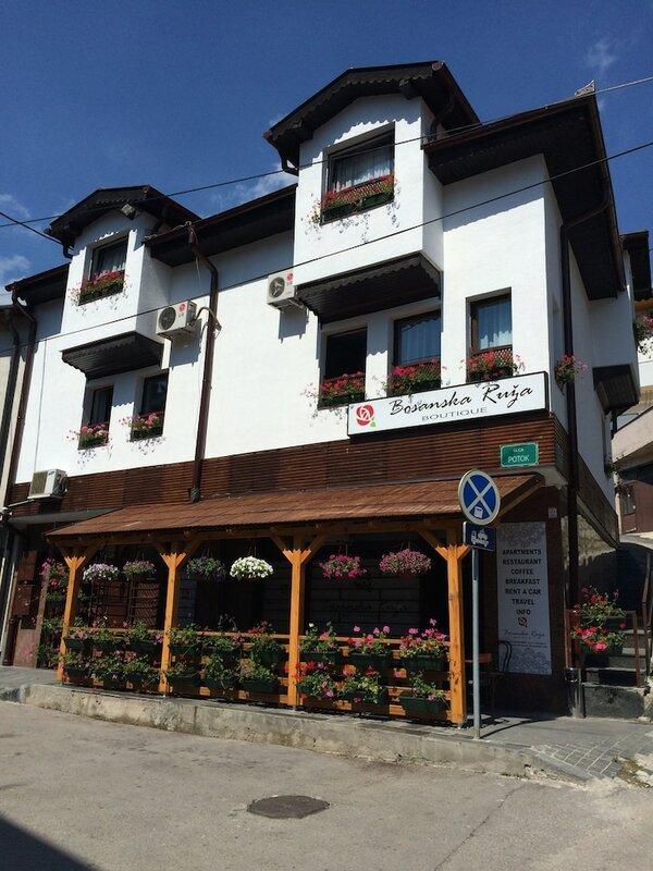 Bosanska Ruza