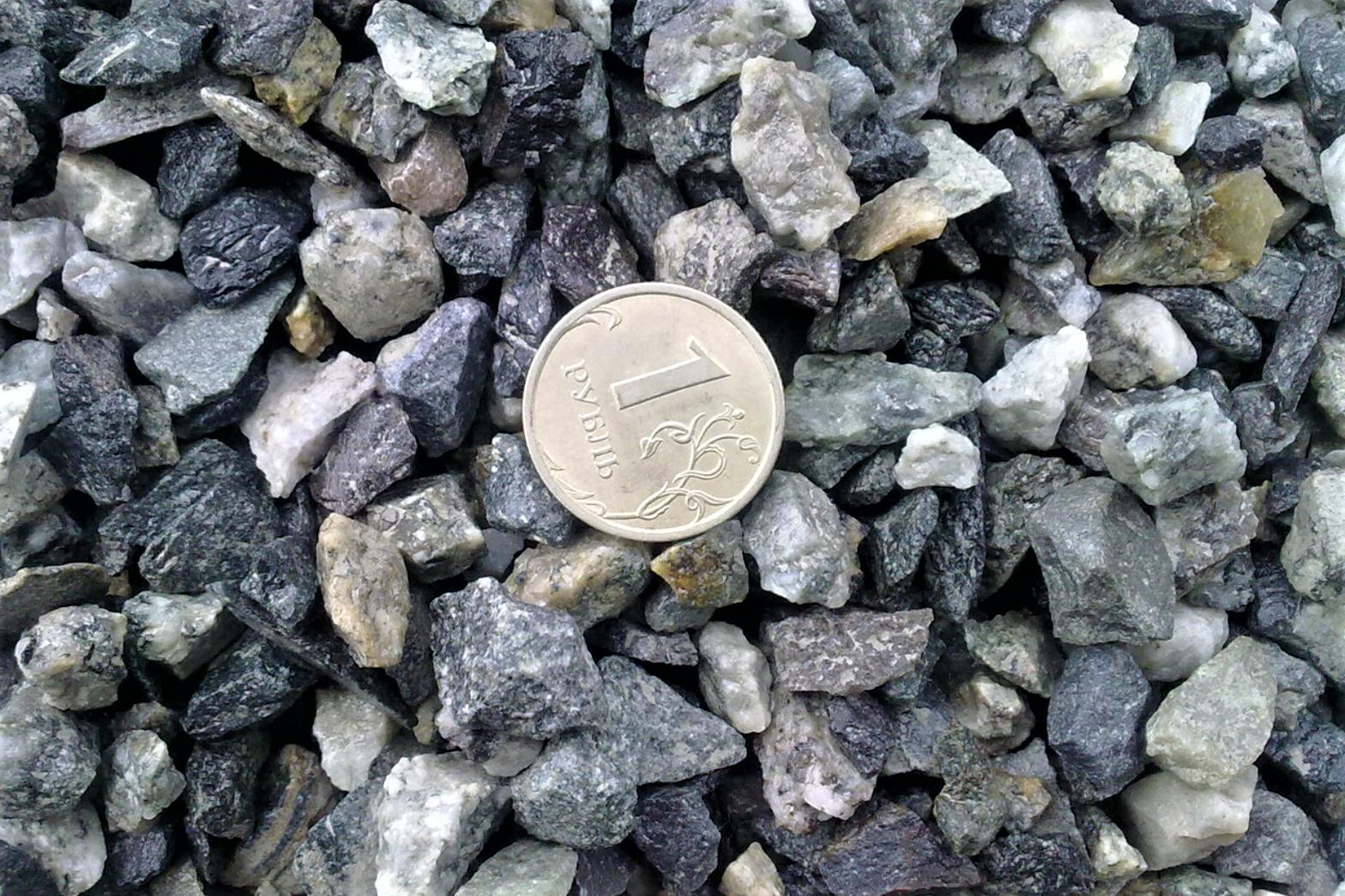 щебень гранитный фракция 5 20 мм