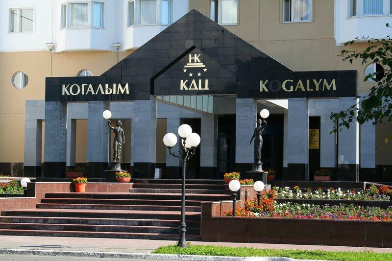 Гостиница Когалым