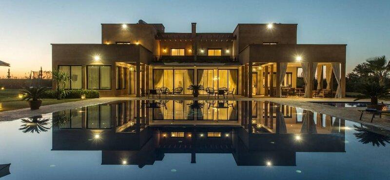 Villa Atlas Marrakech Marrakech