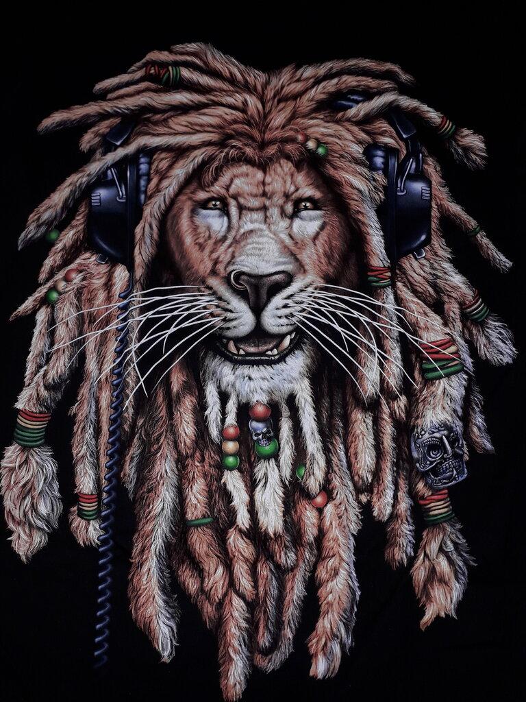 наибольший картинки льва с дредами пресвятой богородицы