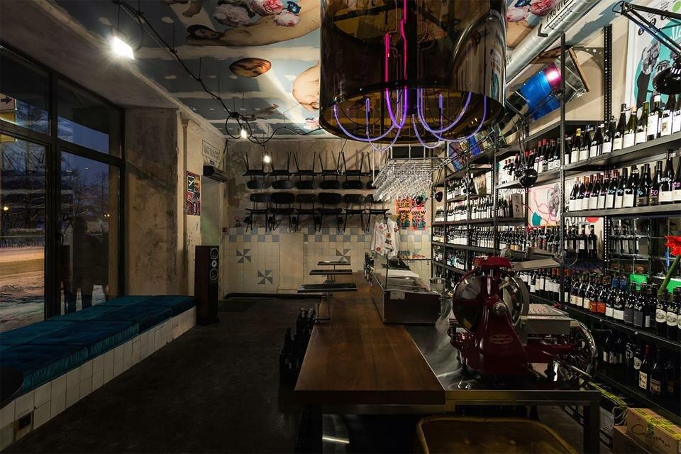 pub, bar — Na Vina! — Санкт-Петербург, фото №4