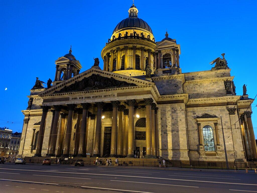 православный храм — Исаакиевский собор — Санкт-Петербург, фото №2