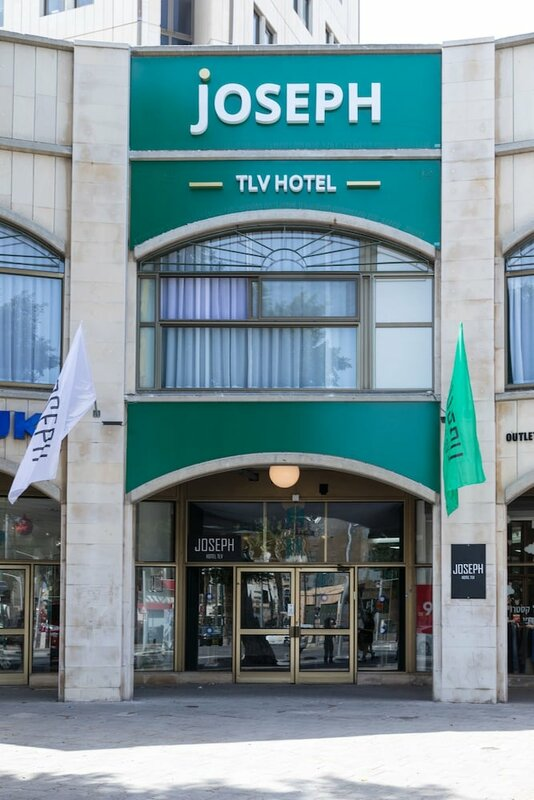Joseph Hotel Tlv