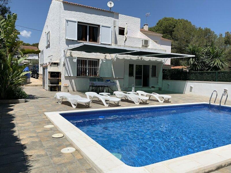 Villa Cala Blanca L'Ametlla de Mar