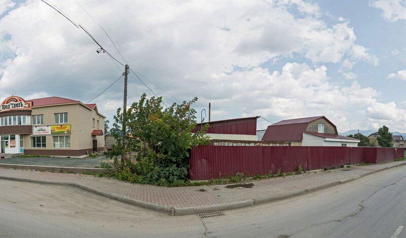 Хостел на Сахалинской