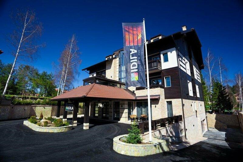 Hotel And SPA Idila