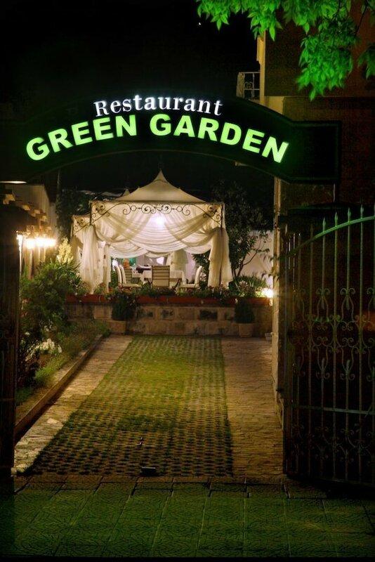Hotel Green Palace