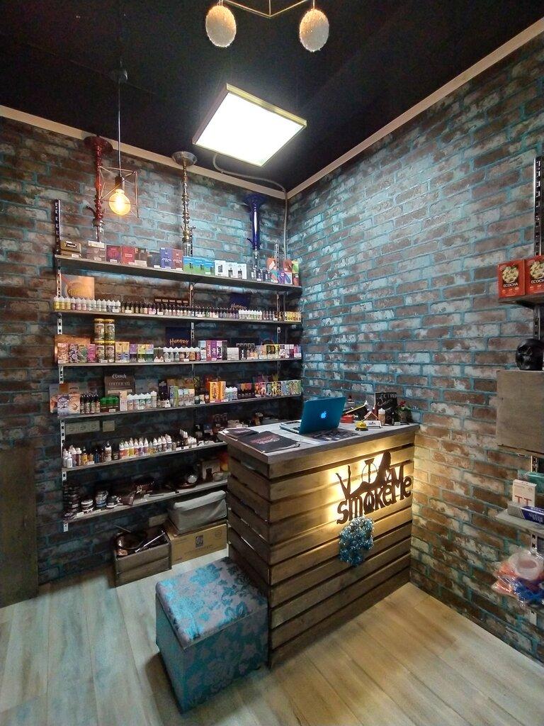 магазин табака и курительных принадлежностей — Smoke-me — Москва, фото №2