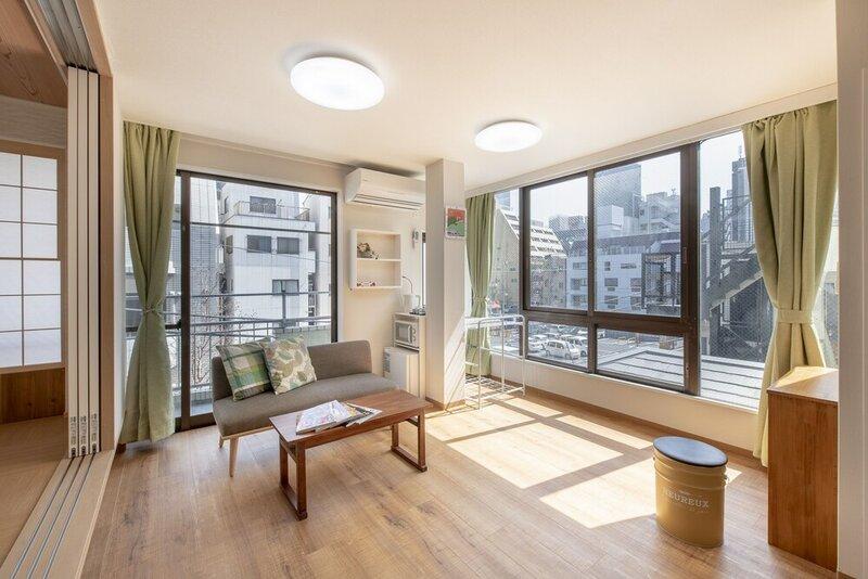 Uhome Suite Kizuna Ikebukuro