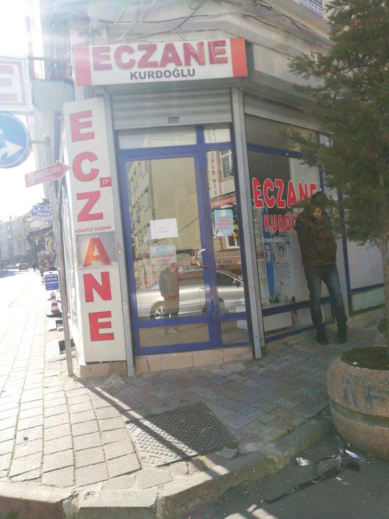eczaneler — Kurdoğlu Eczanesi — Fatih, photo 1