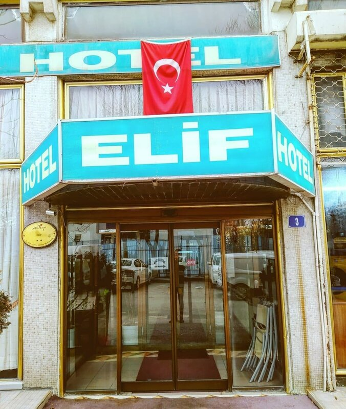 Elif Otelcilik Tur. Ins. San. Tic AS
