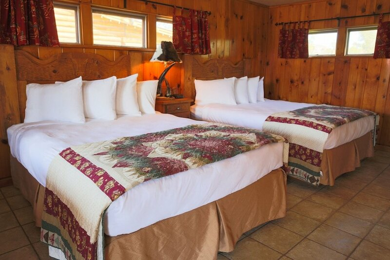 The Longhorn Ranch Lodge and Rv Resort