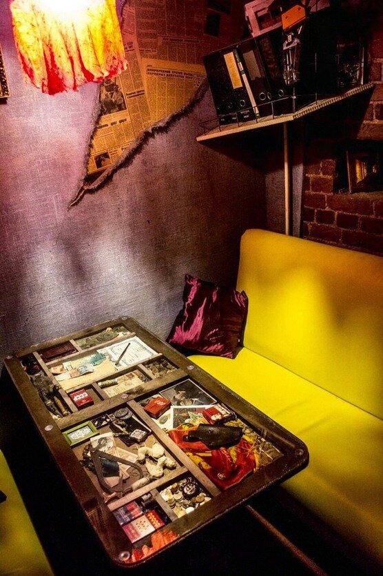 hookah bar — Sova Art Prostranstvo — Saint Petersburg, фото №4