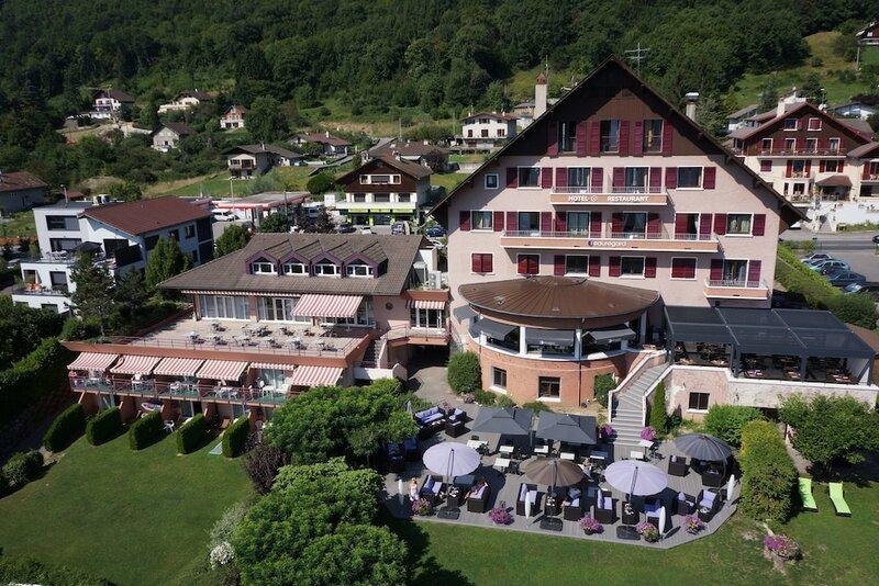 Hôtel Beauregard, The Originals Relais