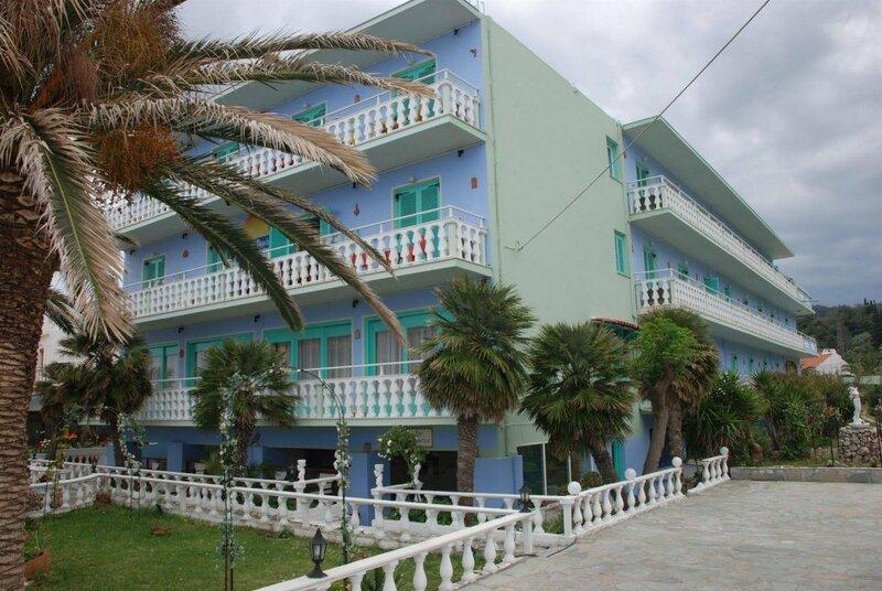 Kokkari Beach Hotel