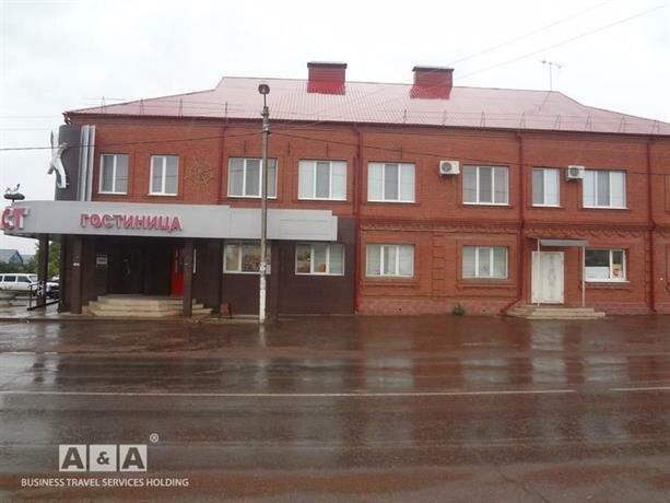 гостиница — Аист — Сорочинск, фото №10