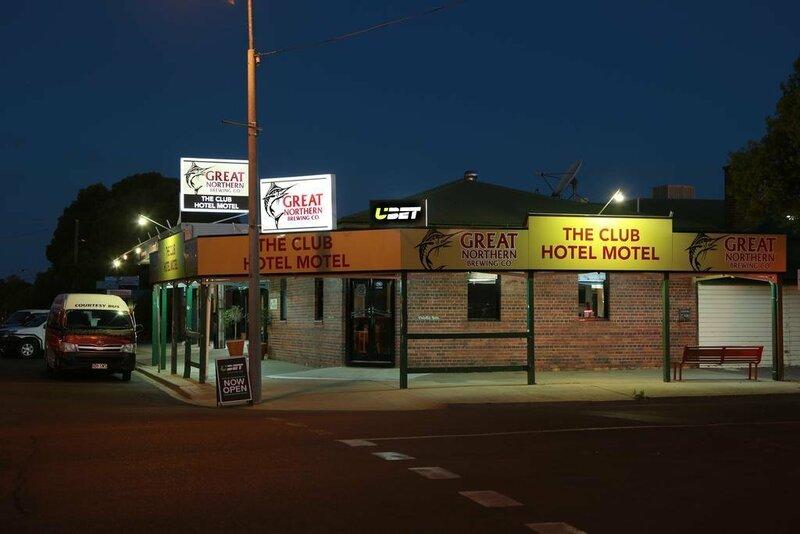 Club Hotel Motel Roma