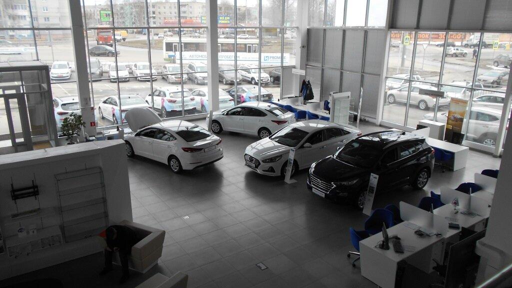 автосалон — Автомир Hyundai — Брянск, фото №6