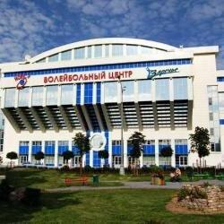 Гостиница волейбольно-спортивного комплекса