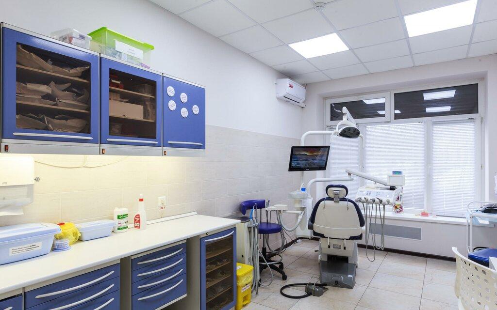 стоматологическая клиника — Центр современной стоматологии AppleStom — Москва, фото №2