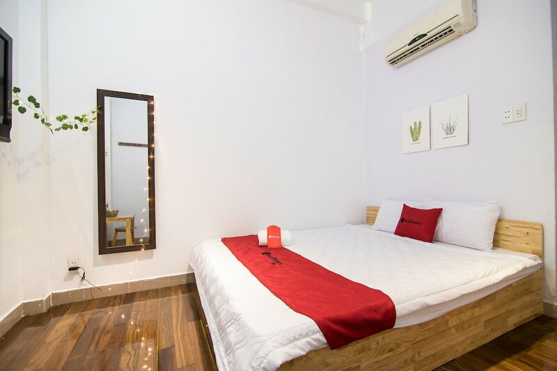 Apartment on Bui vien street in Hochiminh City