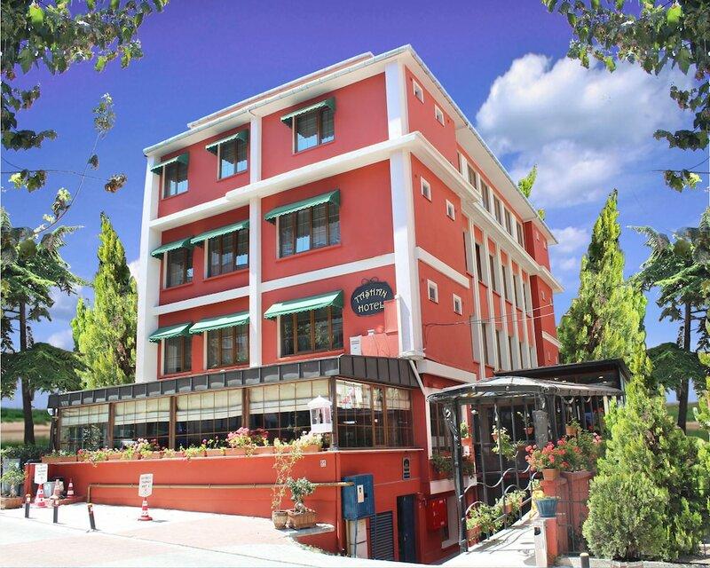 Bakirkoy Tashan Business & Airport Hotel