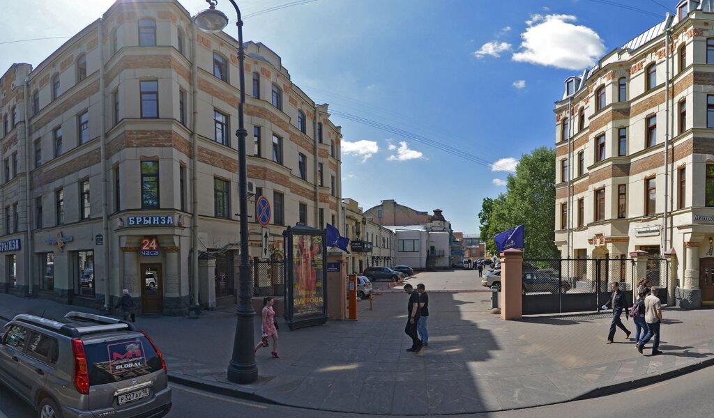 Панорама салон красоты — Studio 54 — Санкт-Петербург, фото №1