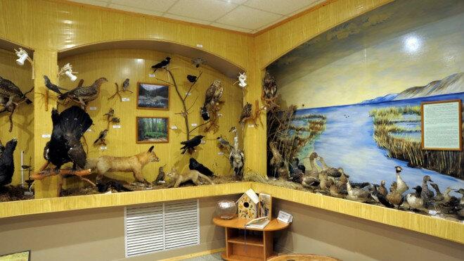 Байкальский государственный природный биосферный заповедник