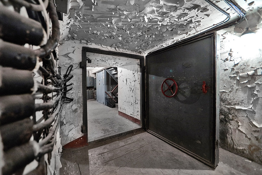 музей — Музей современной фортификации Бункер-703 МИД СССР — Москва, фото №4