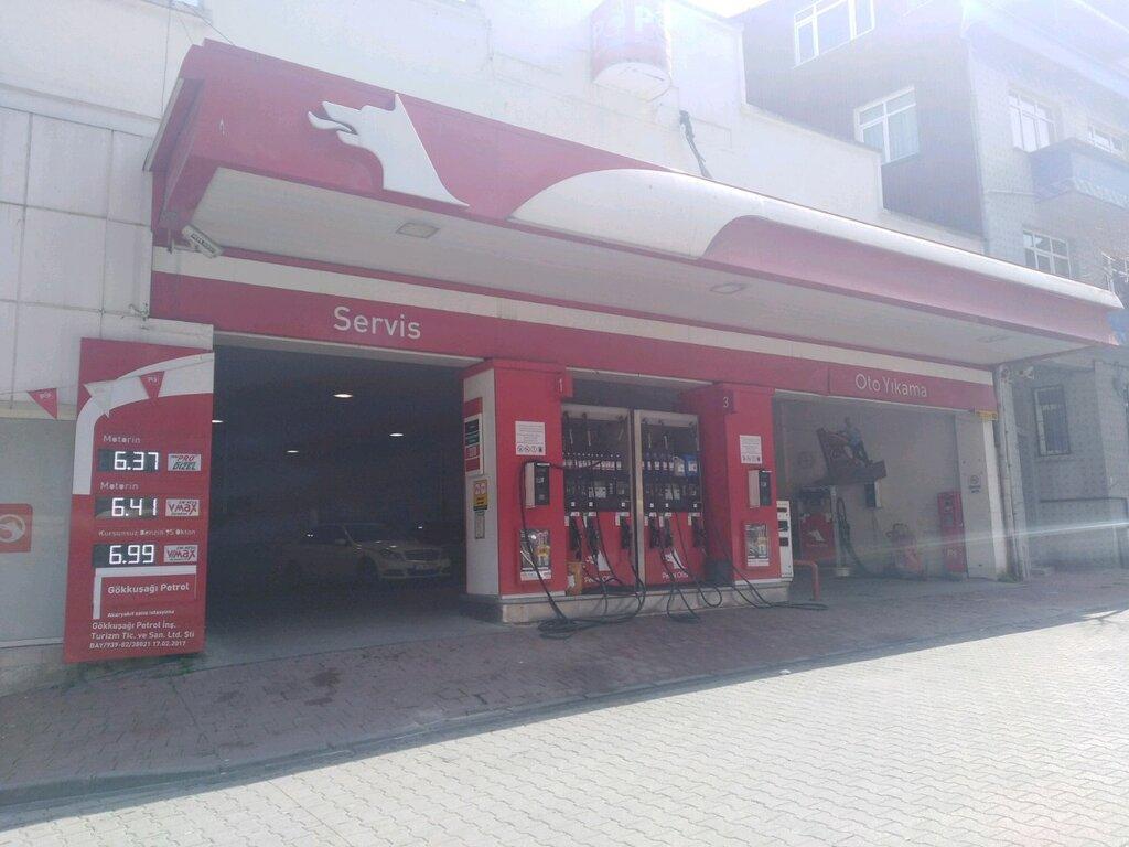 benzin istasyonları — Petrol Ofisi — Fatih, photo 2