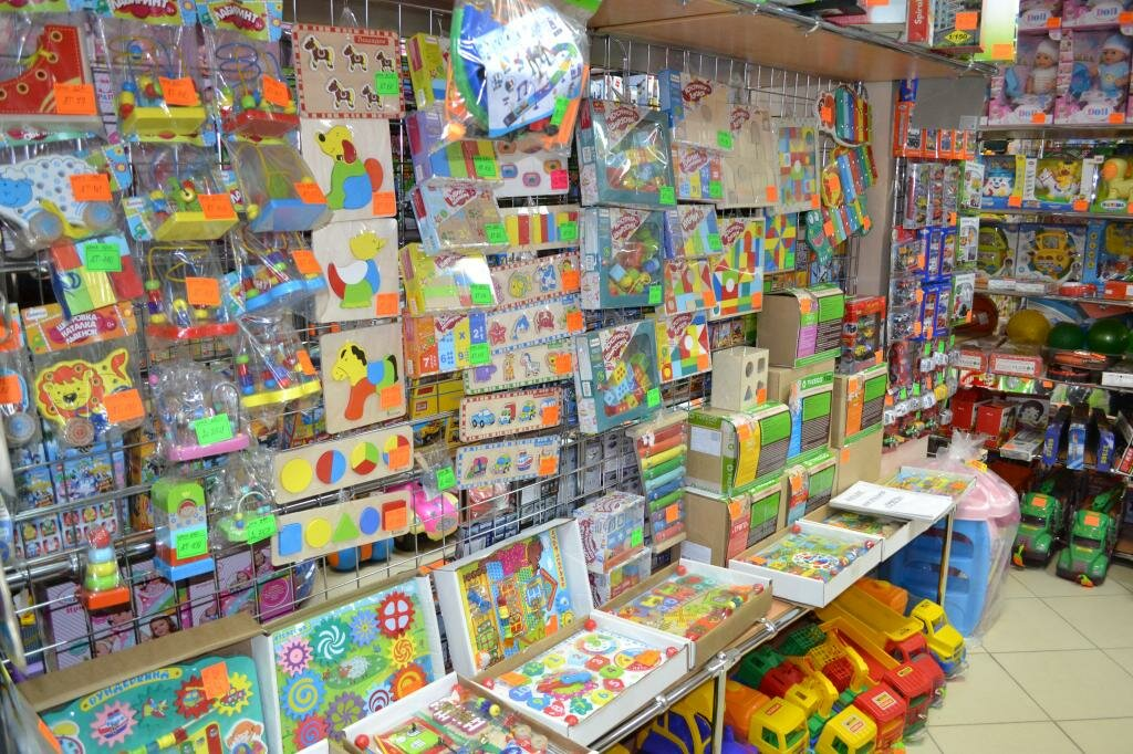 магазин игрушек на суворова йошкар ола каталог товаров