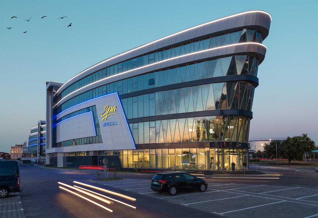оздоровительный центр — Ривьера СПА — Минск, фото №1