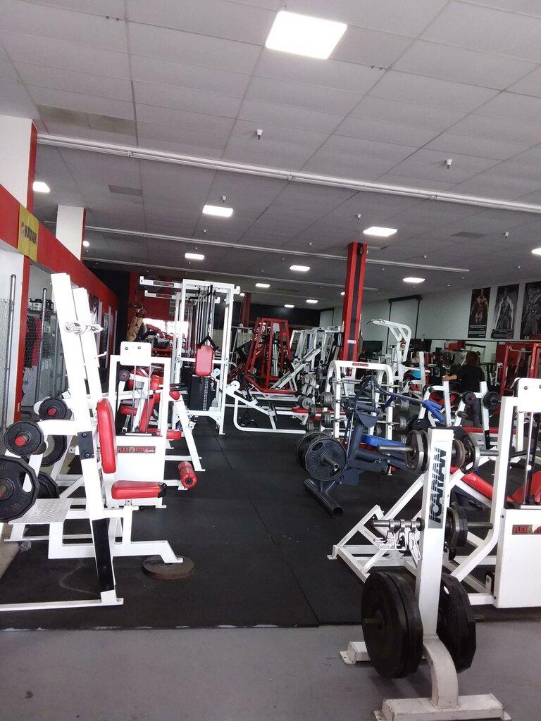 Metroflex Gym Oceanside Fitnes Klub Soedinyonnye Shtaty