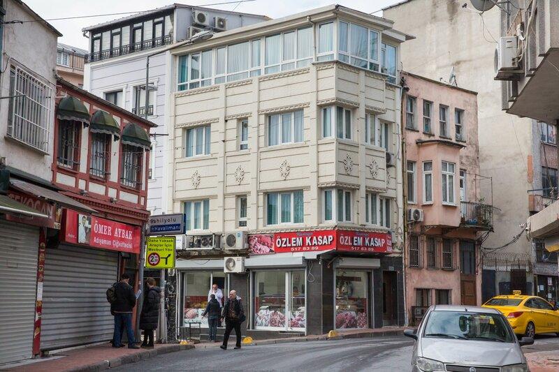 Istanbul House apart hotel