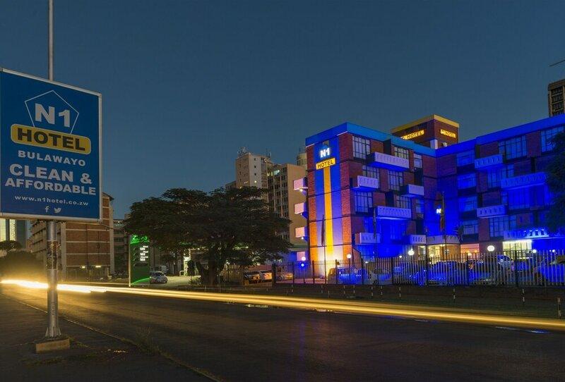 The № 1 Hotel Harare
